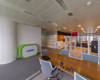 CBRE Warsaw Office picture